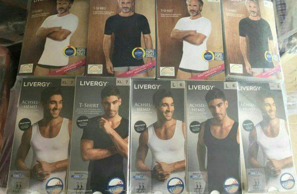 لباس زیر مردانه لیورجی | LIVERGY
