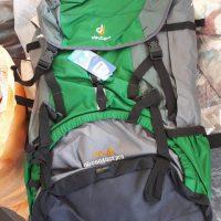 کوله پشتی کوهنوردي deuter