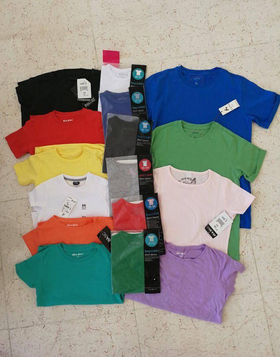 تی شرت نخی بچگانه کیلویی