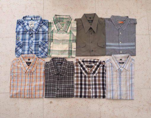 پیراهن مردانه مارک دار