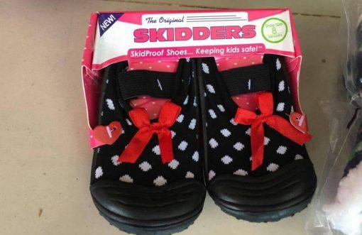 پاپوش بچگانه استوک اسکایدرس Skidders