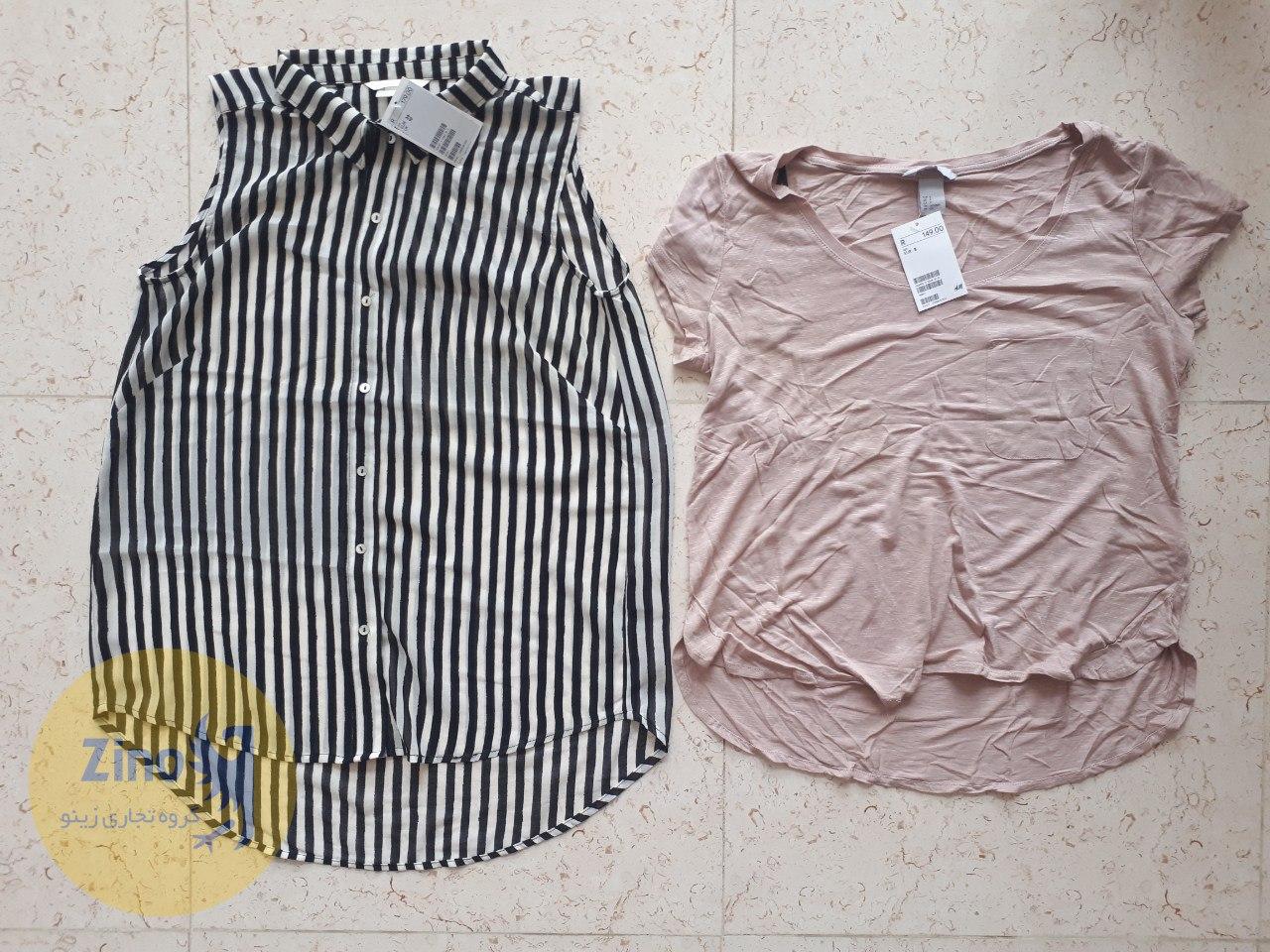 لباس زنانه عمده برند H&M